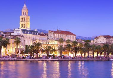 split accommodation dalmatia vacation