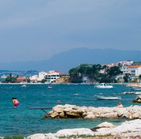 Nice two rooms apartment in Podstrana for my holidays in dalmatia