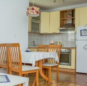 Perfect family apartment in Stobrec located 700m from the beach