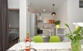 Modern beachfront apartment Podstrana